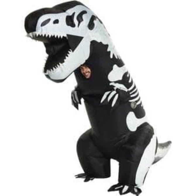 Adult Skeleton Dino Inflatable (#396)