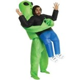 Alien Pick Me Up Inflatable (#397)