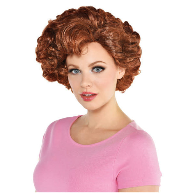 Pretty in Pink Andie Wig