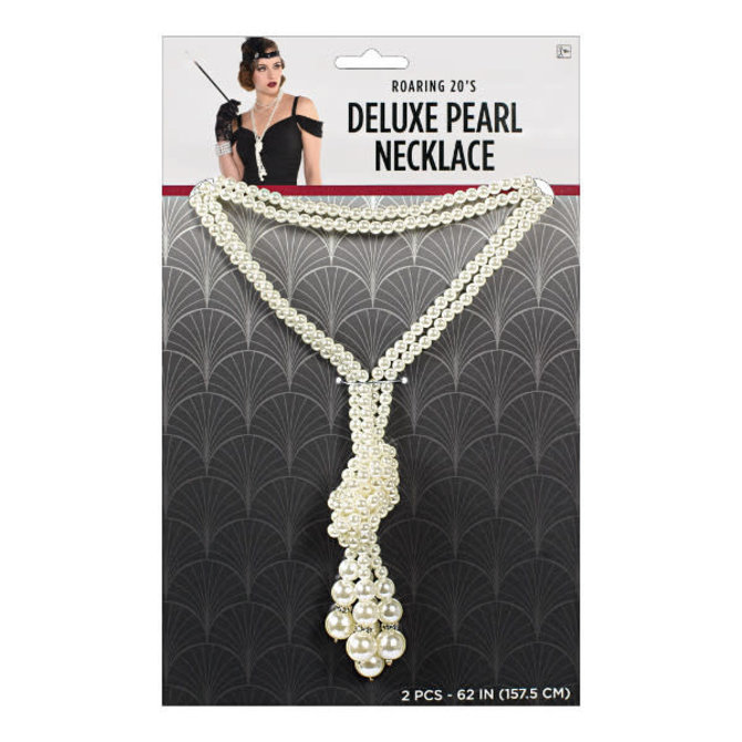1920's Deluxe Pearl Necklace