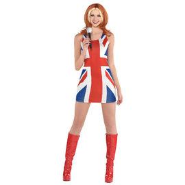 Pop Group Redhot Dress - Women Standard