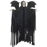 "59"" Winged Skeleton"