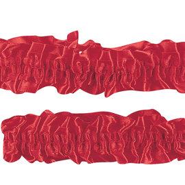 Red Garter Armbands