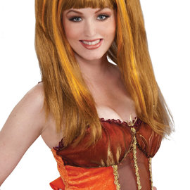Fantasy Fairy Autumn Wig