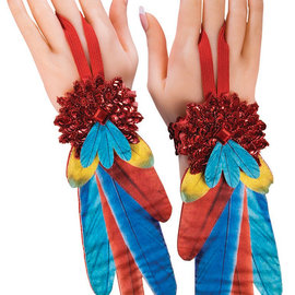 Parrot Wristlets (non feathered)