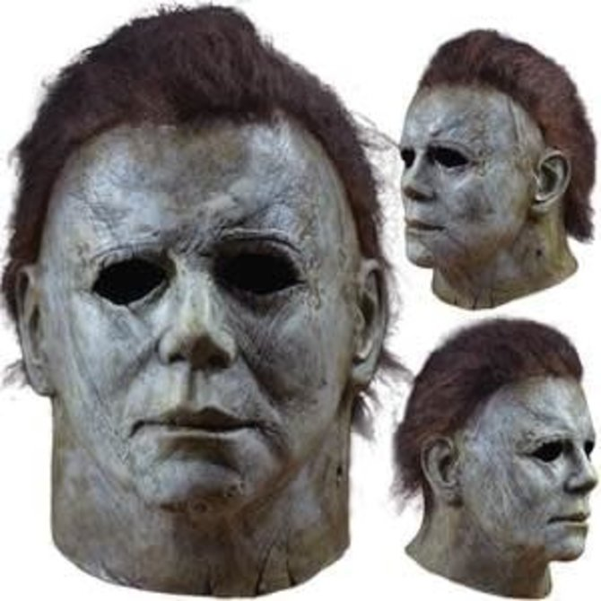 Halloween 2018- Michael Myers Mask