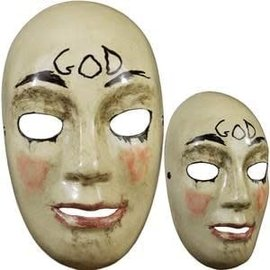 The Purge- Anarchy God Mask