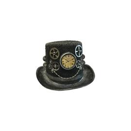 Steampunk Hat- Silver