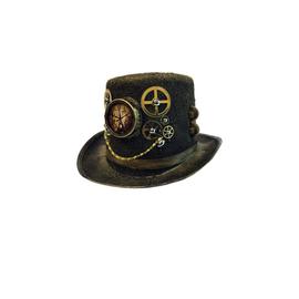 Steampunk Hat Gold