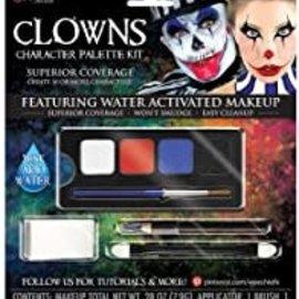 Clown Character Palette Kit