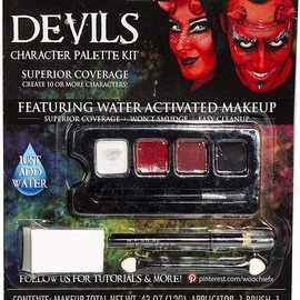 Devil Character Palette Kit