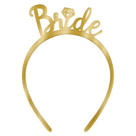 Bride Metal Headband
