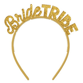 Bride Tribe Word Headbands, 6 ct
