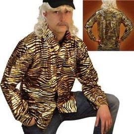 Adult Tiger Shirt- Tiger King (Joe Exotic)