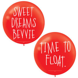 """It Chapter 2™ Giant 24"""" Latex Balloons, 2 ct"""