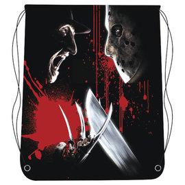 Freddy Vs. Jason™ Drawstring Bag