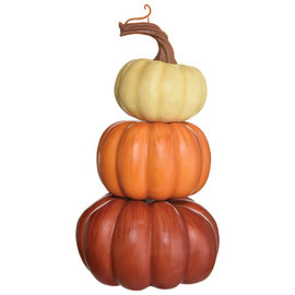 Fall Pumpkin Stack