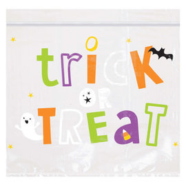 Hallo-Ween Friends Resealable Cello Bags -30ct