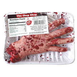 Hand Meat Market Value Pack - Plastic