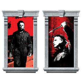 Halloween II™ Window Silhouette -2ct