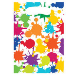 Art Party Loot Bags, 8 ct