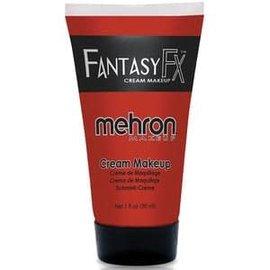 Mehron Fantasy FX Makeup Cream- Red 1oz