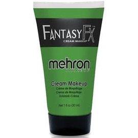 Mehron Fantasy FX Makeup Cream- Green 1oz