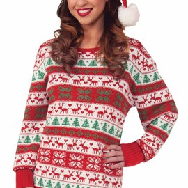 Winter Wonderland- Christmas Sweater