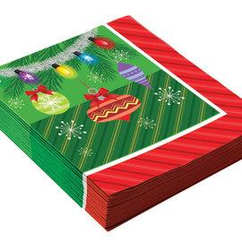 Christmas Tree Napkin- Large