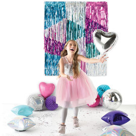 Sparkle Decorating Backdrop
