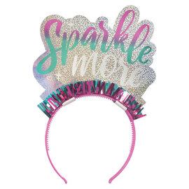 Sparkle Foil Headband
