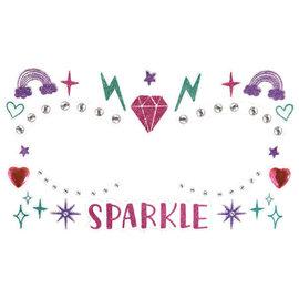 Sparkle Body Jewelry - 27ct