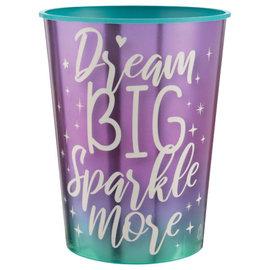 Sparkle Metallic Favor Cup