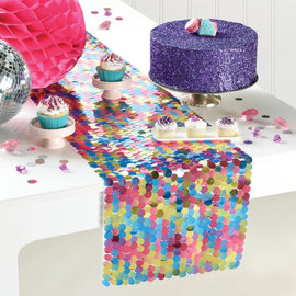 Sparkle Large Sequin Table Runner