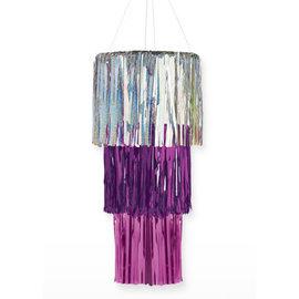 Sparkle Fringe Chandelier Decoration