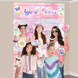 Girl-Chella Scene Setter with Props -16ct