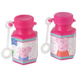 Peppa Pig Confetti Party Mini Bubbles -8ct