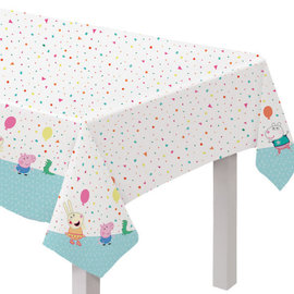 Peppa Pig Confetti Party Plastic Table Cover