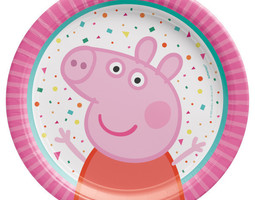 Peppa Pig Confetti Party