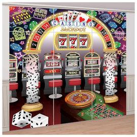 Casino Deluxe Scene Setters® Kit