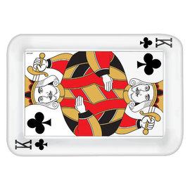 Casino Small Serving Tray