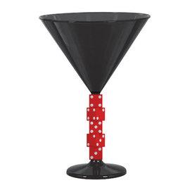 Casino Martini Glass