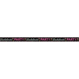 Bachelorette Party Foil Banner, 25'