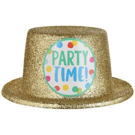 Happy Dots Top Hat