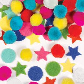 Happy Dots Confetti -60ct