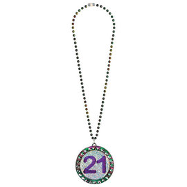 Finally 21 Bead Necklace