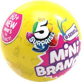 5 Surpise Mini Brands!, Series 2