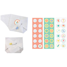 Baby Diaper Game, 15ct