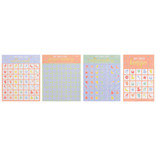 Baby Shower 2-in-1 Bingo Game, 25ct