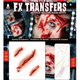 Glass Shards-3D F/X Transfers